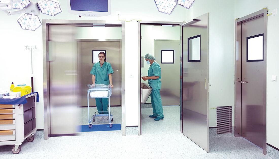 software coordinacion actividades empresariales hospitales