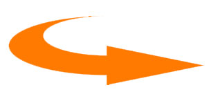 flecha naranja apuntando a la derecha