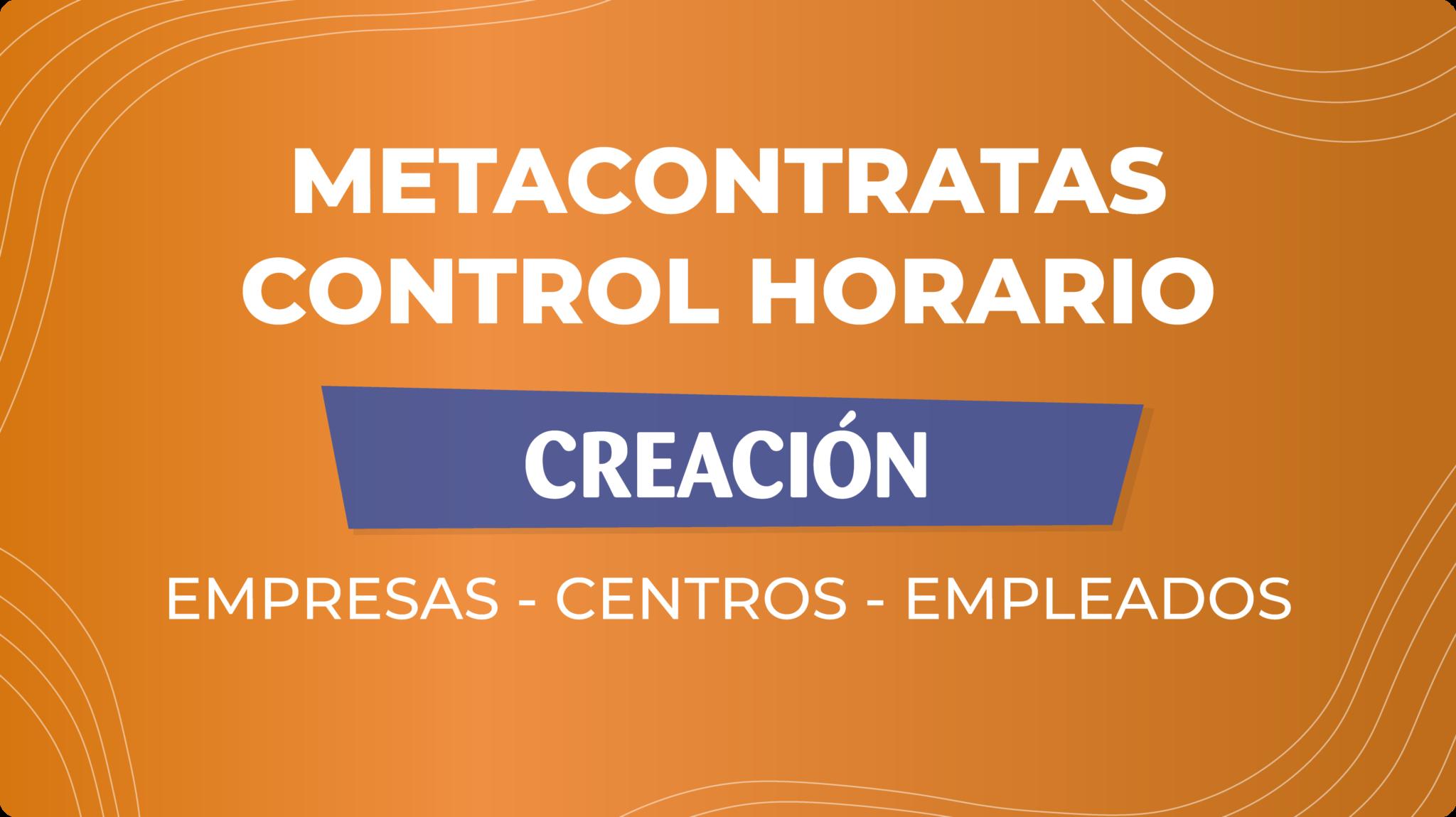 cartel tutorial control horario