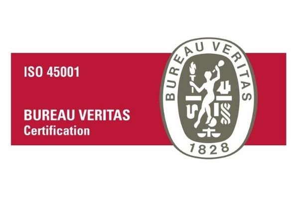 Certificados ISO 45001